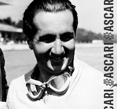 Still today Alberto Ascari is the only Italian driver who has ever won two Formula One world Titles, both of the behind the wheel of a Ferrari.