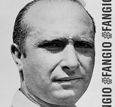 Clear and insatiable individualism was Juan Manuel Fangio's main characteristic.