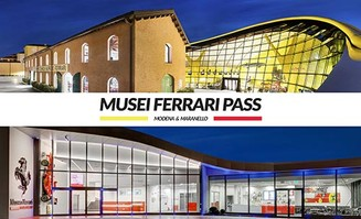 The Ferrari Museums is offering visitors the chance to enjoy a combined visit to both the Museums in Maranello andModena at a very special price.