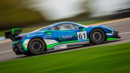 Title wins in the GTC class and Sprint Challenge final classification for Dhillon's Ferrari