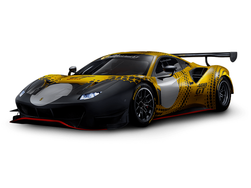 The Ferrari 488 GT Modificata embodies the skills and technologies developed for the 488 GT3 and 488 GTE, exploiting their full potential.