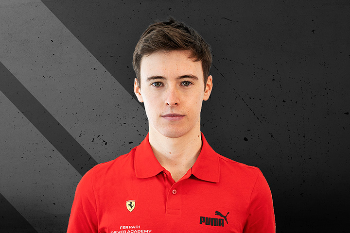 Ferrari Driver Academy Team: Born in Christchurch, New Zealand on 29th July 2000, Marcus Armstrong started karting in 2010.