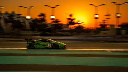 ALMS - Comments after the first 4 Hours of Abu Dhabi