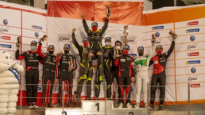 ALMS – Triumph for Kessel Racing by Car Guy at the 4 Hours of Abu Dhabi