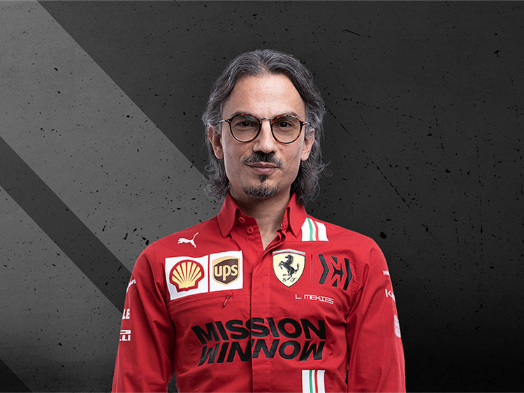 Laurent Mekies - Sporting Director Scuderia Ferrari