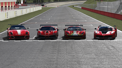 After the success of its debut year which saw 20,000 European drivers compete, qualifications will begin for this year's FERRARI ESPORTS SERIES open at 21:00 CET today.