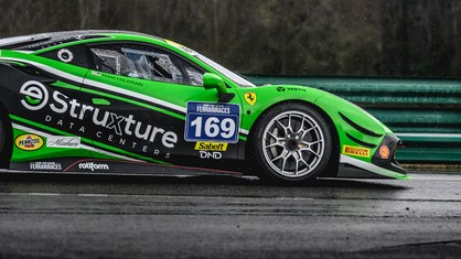 Coppa Shell Race Complete, Trofeo Pirelli Race Delayed for Weather