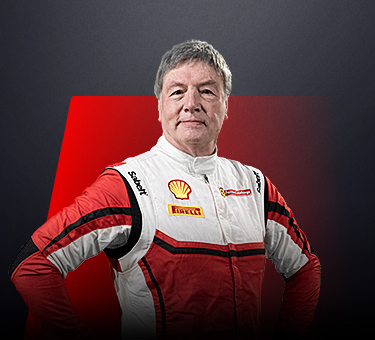 Ferrari Challenge Europe Official Drivers 2021