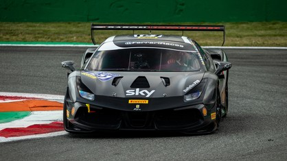 Tommy Lindroth, one of the long-standing Ferrari Challenge participants, will be back on track in Coppa Shell AM.