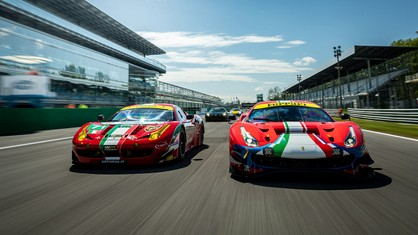 Club Competizioni GT bids farewell to temple of speed