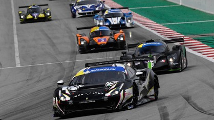 Le Mans Cup – Two Ferrari crews on the podium in Barcelona