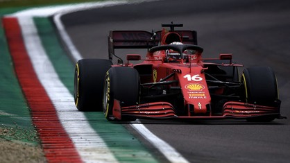 Charles Leclerc and Carlos Sainz finished the Made in Italy e dell'Emilia-Romagna Grand Prix in fourth and fifth places respectively.