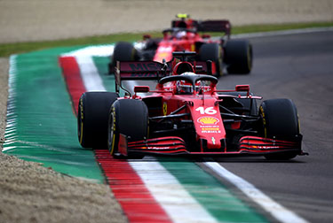 Scuderia Ferrari Mission Winnow picked up 22 points, courtesy of a fourth place for Charles Leclerc and a fifth for Carlos Sainz in the Gran Premio del Made in Italy e dell'Emilia-Romagna.