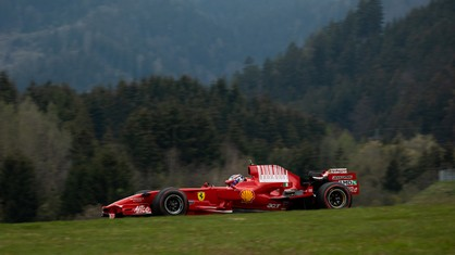 The two days of testing for customers of the exclusive XX and F1 Clienti programmes on the Spielberg circuit concluded with an intense private test session.