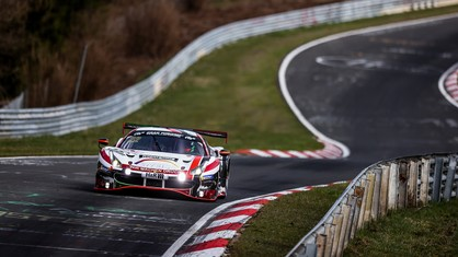 Two weeks after the previous outing, the second round of the Nürburgring Endurance Series (NLS) season takes place this weekend.