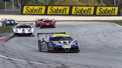 Quotes from Coppa Shell Race 1