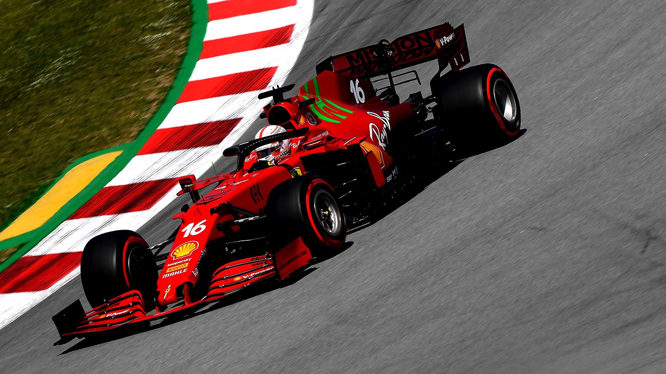 The day of free practice for the Spanish Grand Prix went according to plan for Scuderia Ferrari Mission Winnow.