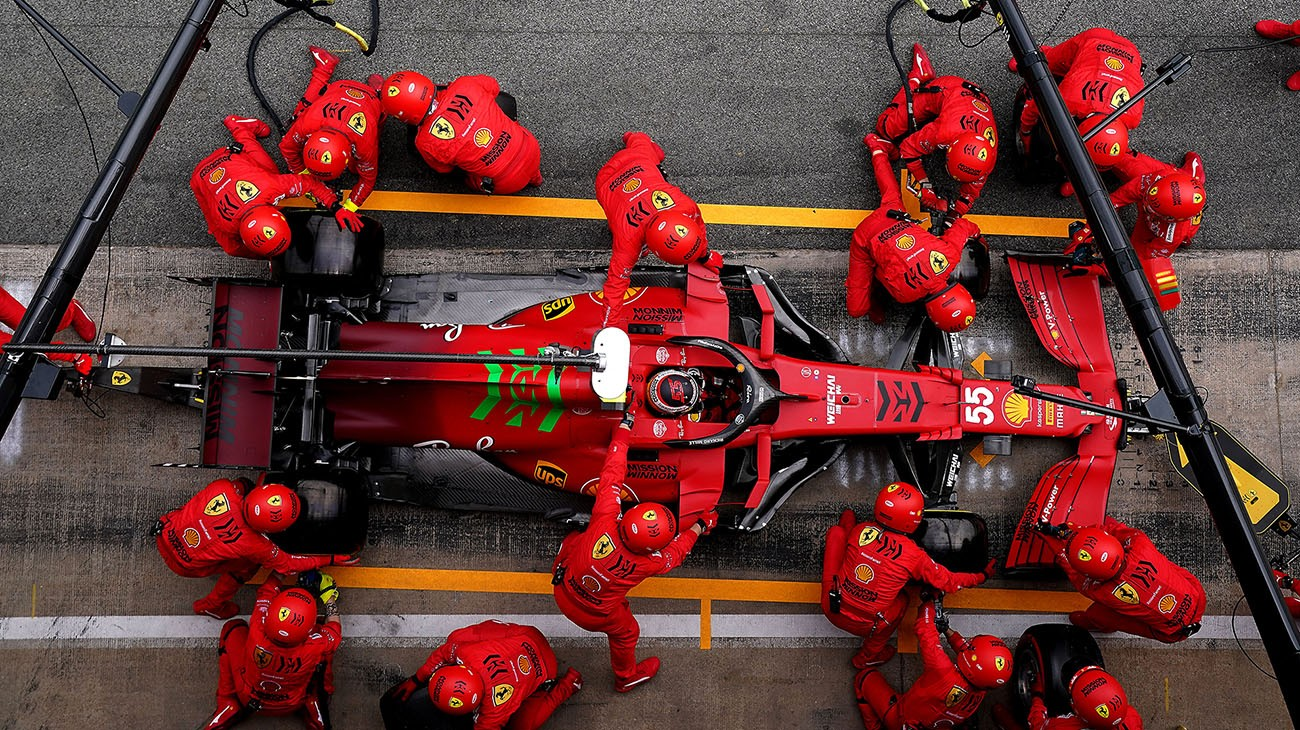 Ferrari - Iñaki Rueda, Head of Race Strategy, analyses the Spanish Grand Prix.