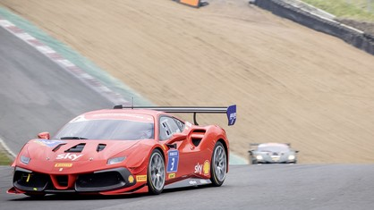 The third season of the UK Ferrari Challenge kicks off at Brands Hatch, the scene of the opening races in the previous two years.