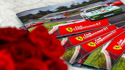 For participants, Club Competizioni GT is more than just a chance to take to the track in their own racing Ferrari.