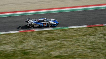 Two Ferraris will be involved in the forthcoming round of the 24H Series at Hockenheim where the 12 Hours will be staged this weekend. Lining up on the track alongside the Scuderia Praha-run 488 GT3 will be a 488 GT3 Evo 2020.