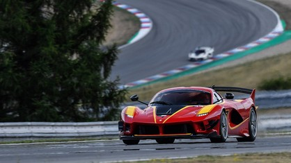 Just a few days before round three of the Ferrari Challenge Trofeo Pirelli gets underway, the Brno circuit is set to host two days of private testing as part of the F1 Clienti and XX Programmes, scheduled for May 25-26.