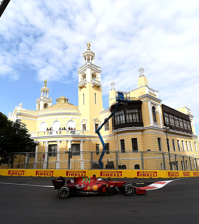 While yesterday's qualifying result far exceeded the team's expectations going into the race weekend, the outcome of the race, which as usual here was action-packed from start to finish, with Charles finishing fourth and Carlos eighth, is somewhat disappointing.