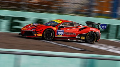 John Viskup (Boardwalk Ferrari) offers an in-depth look at one of the most exhilarating corners at Homestead-Miami Speedway, Turn 1.
