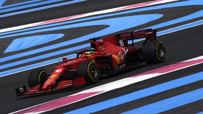 Scuderia Ferrari got through its programme with no major issues and given that Le Castellet circuit does not particularly suit the characteristics of the SF21