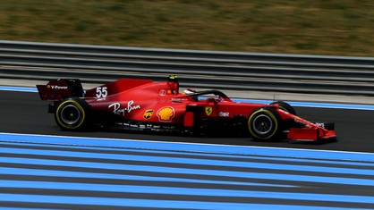 Scuderia Ferrari had a very difficult time of it in the French Grand Prix. Carlos Sainz finished in eleventh place and Charles Leclerc was 16th.