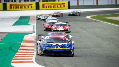 Trofeo Pirelli Race-2 in Valencia was thrilling throughout, with twists and turns from the very first corner.