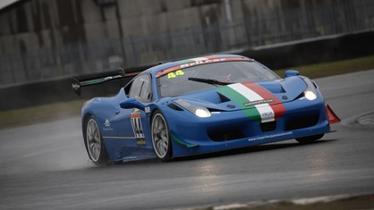 The Britcar championship returns to Silverstone this weekend, with four Ferraris lining up in the Trophy series - where over 40 cars are expected - and the Endurance series.
