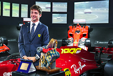 Ferrari played a key role in the 2021 Trofeo Bandini, starting with the location, the Ferrari Museum in Maranello, an iconic venue that his home to some of the Scuderia's most successful single-seaters.