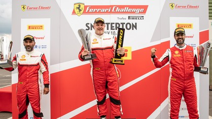 It was an intense race, with changes in the rankings and the satisfaction of a fantastic victory for James Swift, joined on the podium by Khera and Al Faisal.