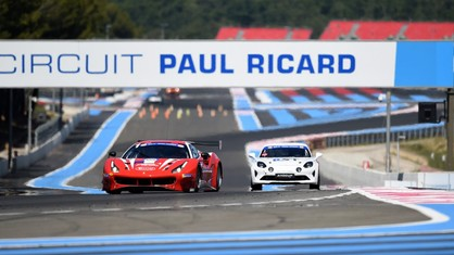 Visiom on podium again in Ultimate GT Cup