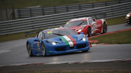 Two Ferrari 458 Challenges will be competing in Class 3 of round five of the Britcar Endurance Championship, at Brands Hatch Indy, on Saturday.