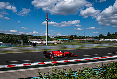 The result of qualifying at the Hungarian Grand Prix did not reflect the true potential of the Scuderia Ferrari SF21.