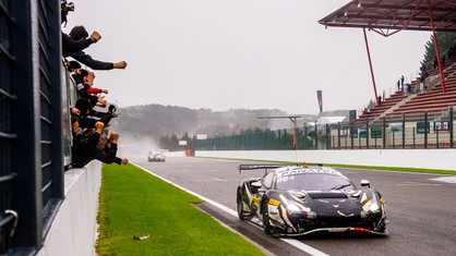 Ferrari swept all before it in the 24 Hours of Spa-Francorchamps, the most eagerly awaited race of the GT World Challenge Europe powered by AWS, with a stunning victory in the Pro class and a fantastic one-two in the Pro-Am.