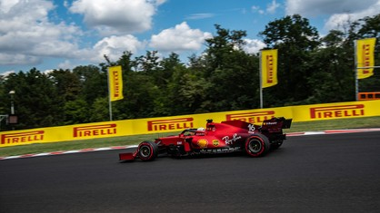 The accident in which Charles Leclerc was an innocent victim shortly after the start of the Hungarian Grand Prix came at the cost of robbing him of the chance of a great result at the Hungaroring.