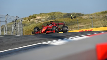 Charles Leclerc and Carlos Sainz finished the Dutch Grand Prix at Zandvoort in fifth and seventh places respectively.