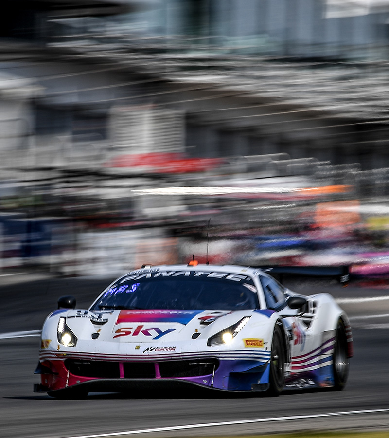 SKY TEMPESTA RACING SECOND IN PRO-AM AT 3 HOURS OF NÜRBURGRING