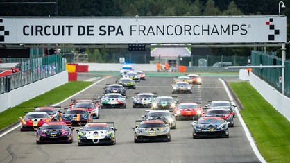 ohn Wartique (FML – D2P) called the shots at home. The Belgian driver won the first of two races at Spa-Francorchamps, in the Ardennes, in the sixth round of the Ferrari Challenge 2021.