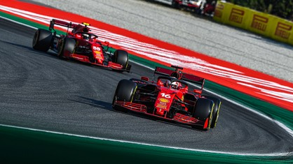 Charles Leclerc and Carlos Sainz produced a solid performance in Sprint Qualifying, the highlight of Saturday at the Italian Grand Prix at Monza.