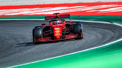 Charles Leclerc and Carlos Sainz finished fourth and sixth respectively in the Italian Grand Prix at Monza, having spent the entire race in the leading group.
