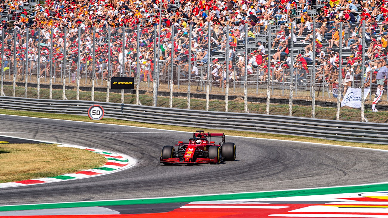 Scuderia Ferrari comes away from the Italian Grand Prix with a fourth and a sixth place courtesy of Charles Leclerc and Carlos Sainz respectively.