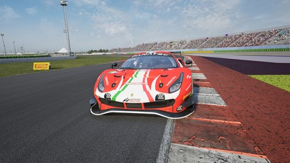 In rapid succession, David Tonizza and Giovanni De Salvo tackled a Sprint Cup race set at Misano Adriatico and then the penultimate round of the Endurance Cup, set against the spectacular backdrop of the Nurburgring.