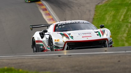 With the Am class championship already in hand, Ferrari will continue its quest for a perfect season when the GT World Challenge America Powered by AWS season resumes this weekend at Watkins Glen International.
