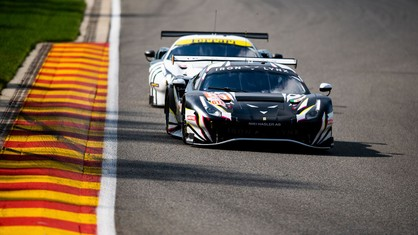 The fifth round of the European Le Mans Series will run this weekend at Spa-Francorchamps.