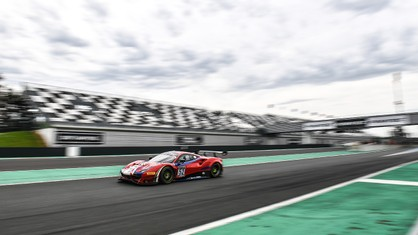 Valencia's Ricardo Tormo circuit will host the final act of the GT World Challenge Europe powered by AWS Sprint Cup championship on 25-26 September with the AF Corse-run Ferrari 488 GT3 Evo 2020 still in title contention in Pro-Am class.