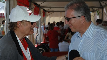 """""""A driver whose achievements honoured Ferrari, but above all a true gentleman driver."""" With a hint of sadness, this is how Piero Ferrari recalled Nino Vaccarella, who died today in his native Palermo."""